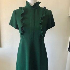 Zara Dress Size S Green